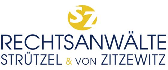 Rechtsanwälte Strützel & von Zitzewitz in Leipzig Logo